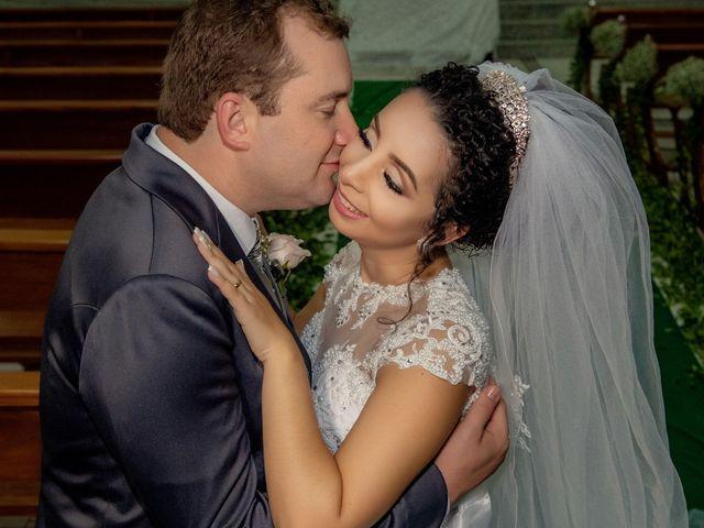 O casamento de Deise e Gilvane