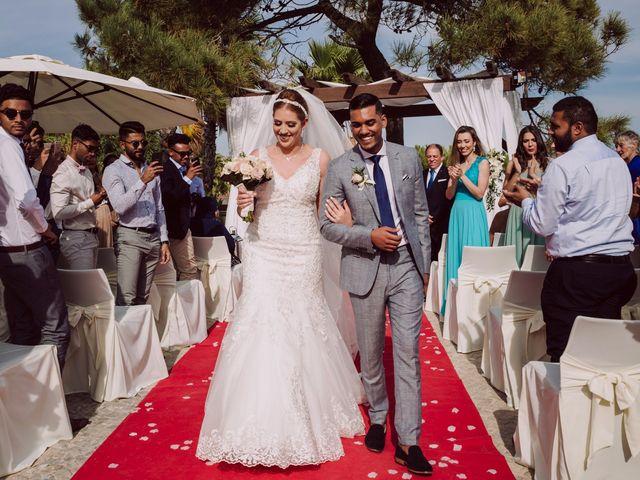 O casamento de Lorrana e Imran