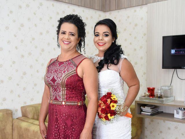 O casamento de Raiqui Douglas  e Glaubia  Talita  em Tangará da Serra, Mato Grosso 5