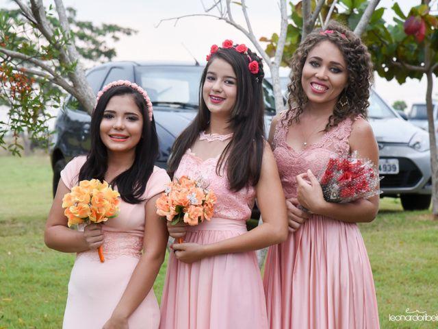 O casamento de Raiqui Douglas  e Glaubia  Talita  em Tangará da Serra, Mato Grosso 11