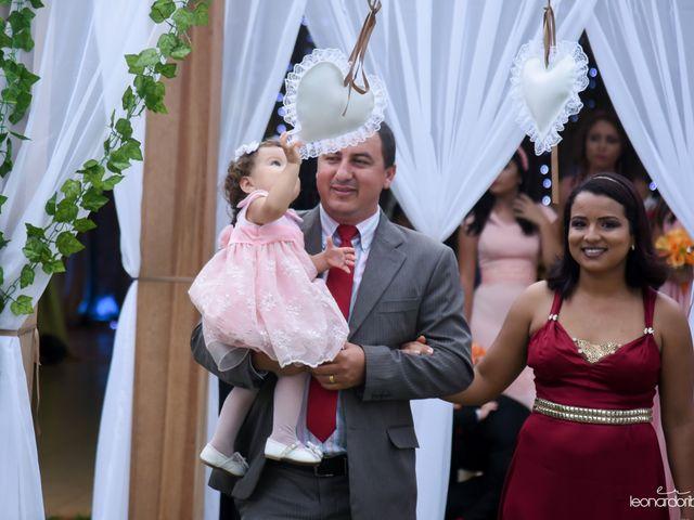 O casamento de Raiqui Douglas  e Glaubia  Talita  em Tangará da Serra, Mato Grosso 19