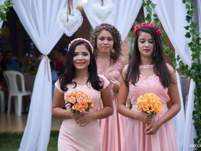 O casamento de Raiqui Douglas  e Glaubia  Talita  em Tangará da Serra, Mato Grosso 21