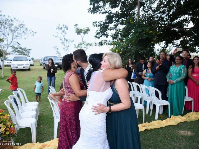 O casamento de Raiqui Douglas  e Glaubia  Talita  em Tangará da Serra, Mato Grosso 28