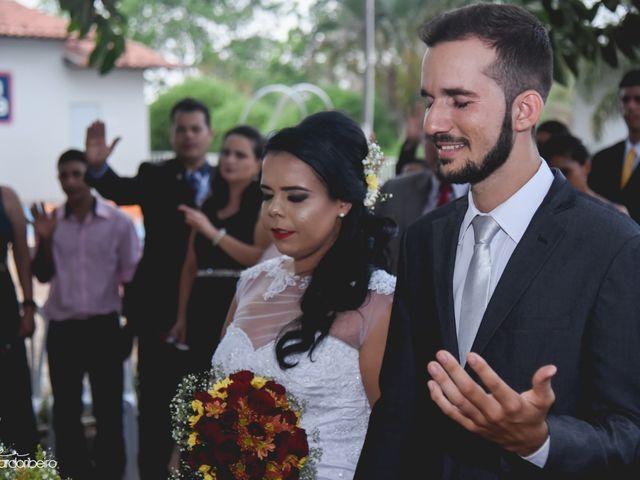 O casamento de Raiqui Douglas  e Glaubia  Talita  em Tangará da Serra, Mato Grosso 32