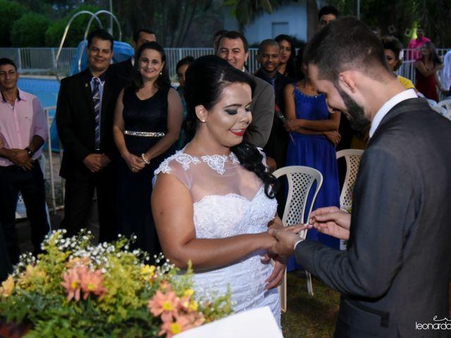 O casamento de Raiqui Douglas  e Glaubia  Talita  em Tangará da Serra, Mato Grosso 41