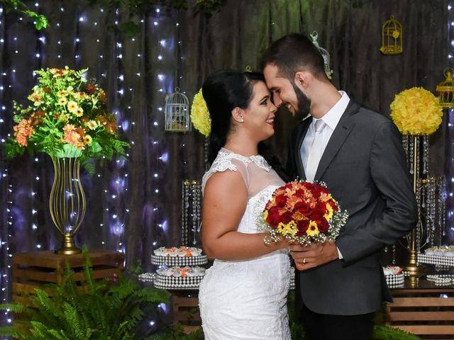 O casamento de Raiqui Douglas  e Glaubia  Talita  em Tangará da Serra, Mato Grosso 49