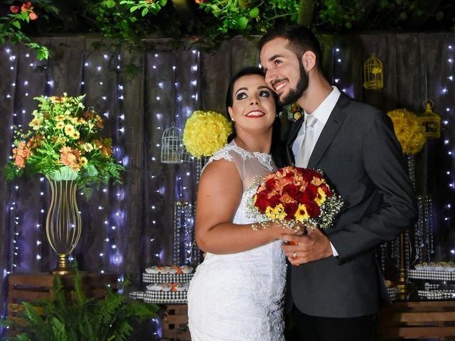 O casamento de Raiqui Douglas  e Glaubia  Talita  em Tangará da Serra, Mato Grosso 50