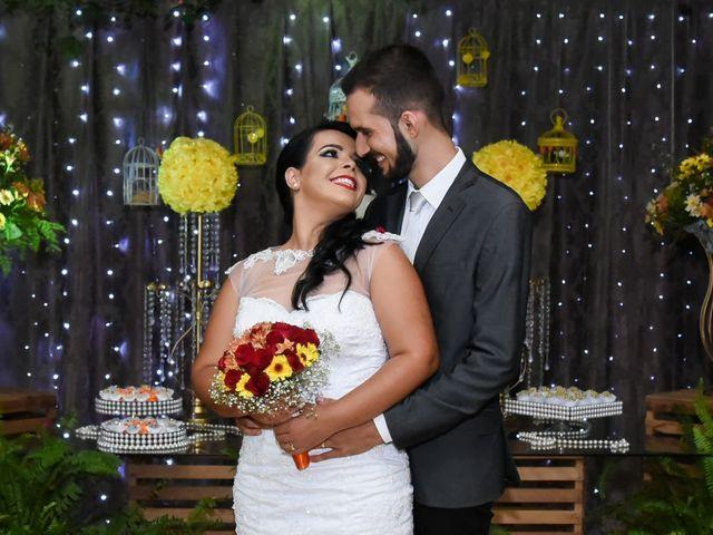 O casamento de Raiqui Douglas  e Glaubia  Talita  em Tangará da Serra, Mato Grosso 52