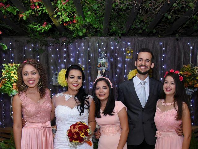 O casamento de Raiqui Douglas  e Glaubia  Talita  em Tangará da Serra, Mato Grosso 57