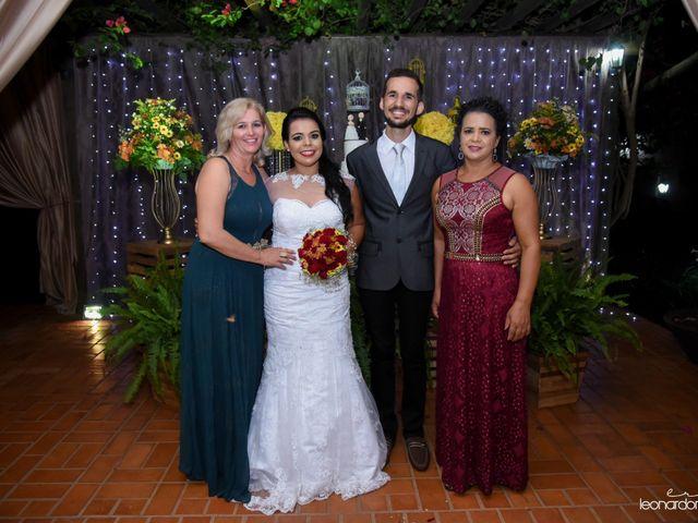 O casamento de Raiqui Douglas  e Glaubia  Talita  em Tangará da Serra, Mato Grosso 58