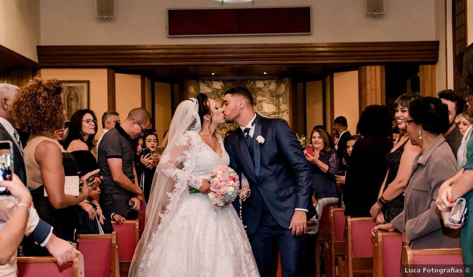O casamento de Daniel e Thais em Belo Horizonte, Minas Gerais