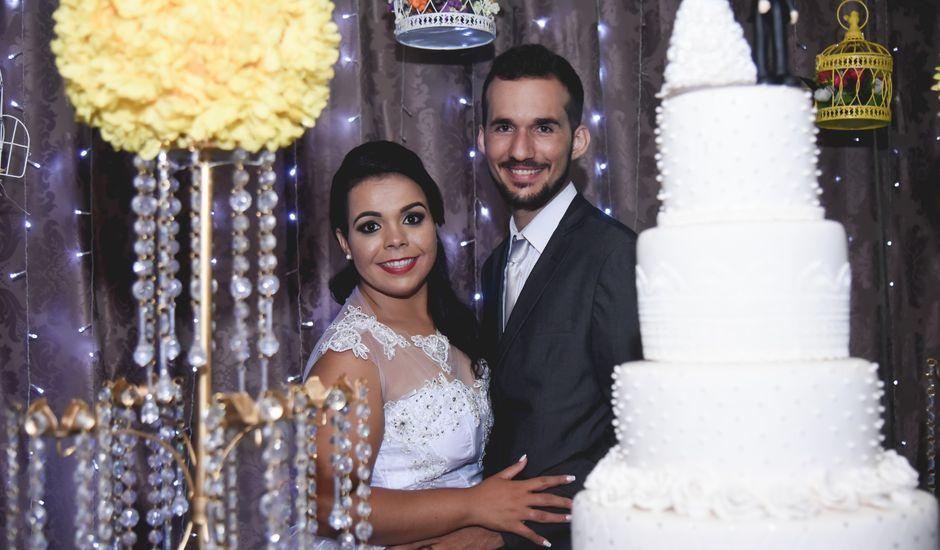 O casamento de Raiqui Douglas  e Glaubia  Talita  em Tangará da Serra, Mato Grosso