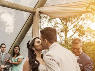 O casamento de Larissa e Allan 3