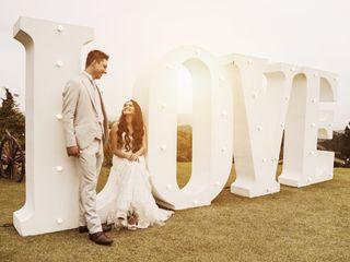 O casamento de Larissa e Allan