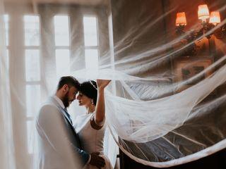 O casamento de Camila e Almir