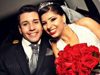 O casamento de Danielle e Luiz Ricardo