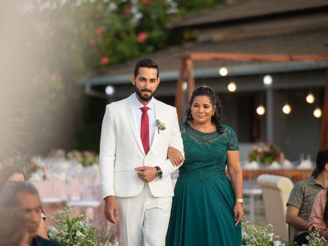 O casamento de Johnatan e Gabryella