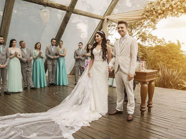 O casamento de Allan e Larissa em Mairiporã, São Paulo 1