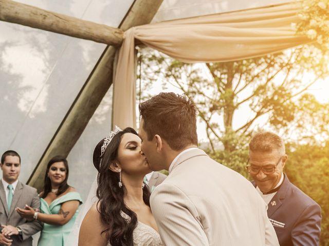 O casamento de Allan e Larissa em Mairiporã, São Paulo 4