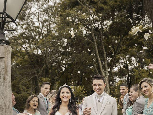 O casamento de Allan e Larissa em Mairiporã, São Paulo 6
