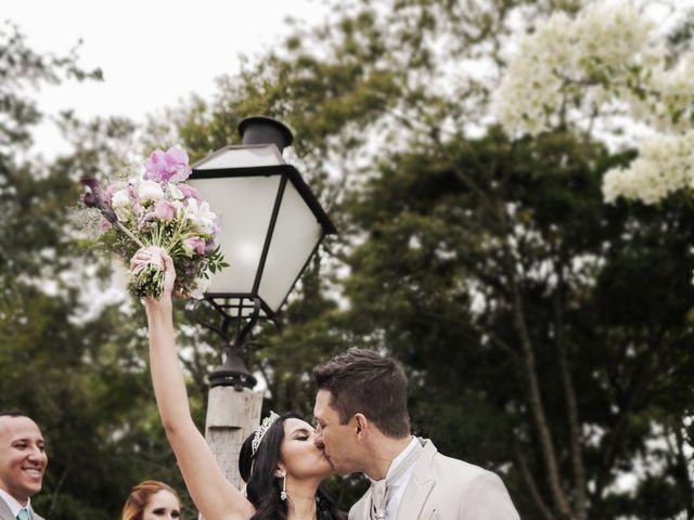 O casamento de Allan e Larissa em Mairiporã, São Paulo 7