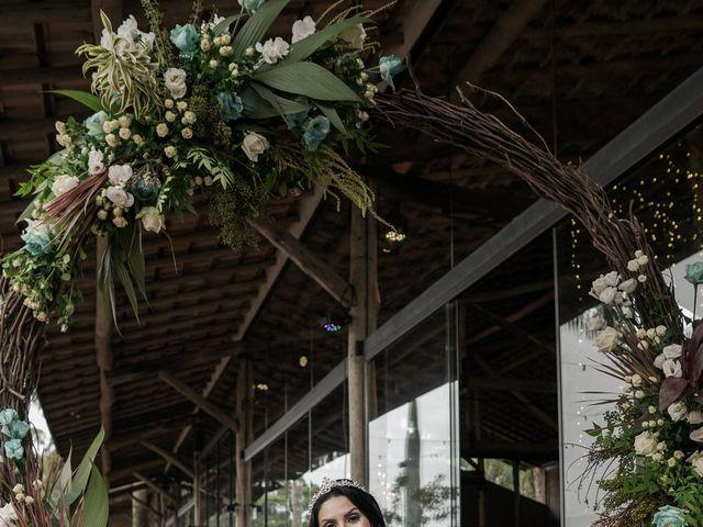 O casamento de Allan e Larissa em Mairiporã, São Paulo 15