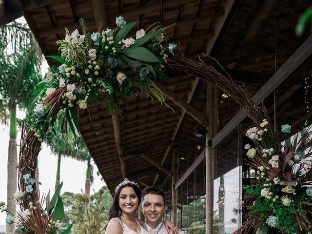 O casamento de Allan e Larissa em Mairiporã, São Paulo 16