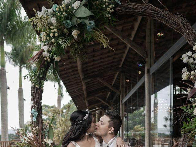 O casamento de Allan e Larissa em Mairiporã, São Paulo 17