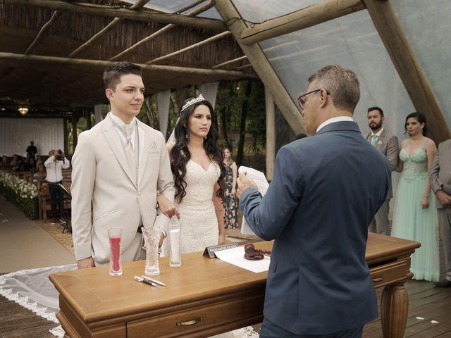 O casamento de Allan e Larissa em Mairiporã, São Paulo 22
