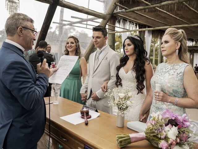 O casamento de Allan e Larissa em Mairiporã, São Paulo 23