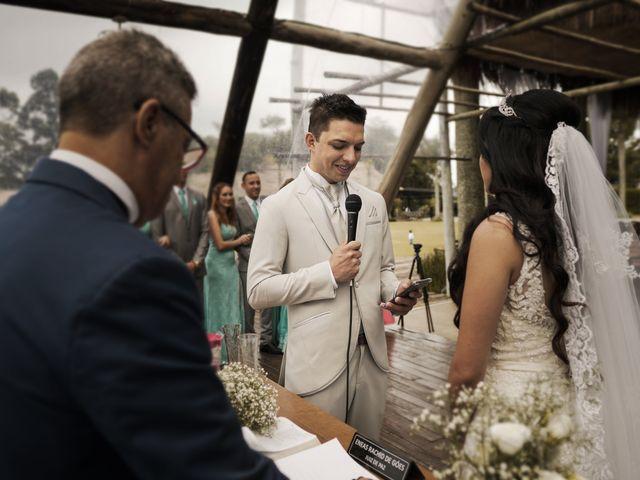 O casamento de Allan e Larissa em Mairiporã, São Paulo 26