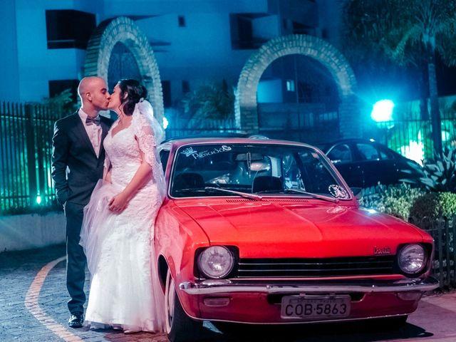 O casamento de Lara e Lucas