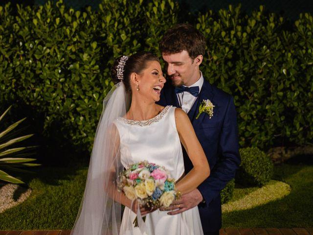 O casamento de Luci e Léo