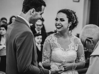 O casamento de Rúbia e Tiago
