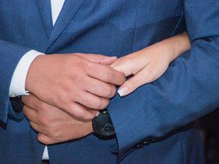 O casamento de Pamela e Sergue 1
