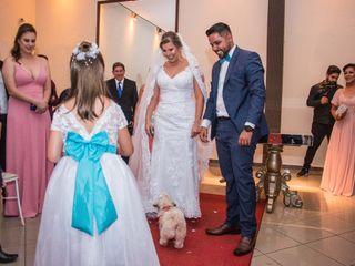 O casamento de Pamela e Sergue 3