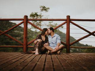 O casamento de Rigela e Diego