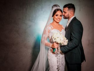 O casamento de Adriely e Luiz Ricardo