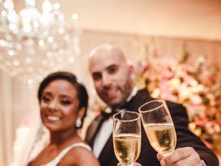 O casamento de Ilana e Oswaldo 1
