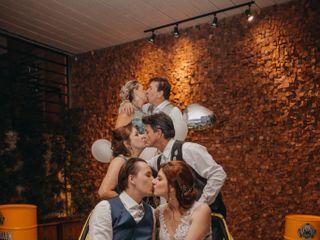 O casamento de Júlia e Leandro 2