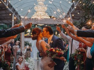 O casamento de Júlia e Leandro