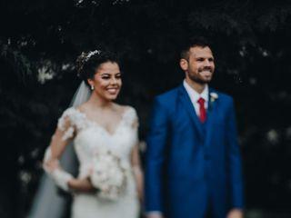 O casamento de Luana e Joel