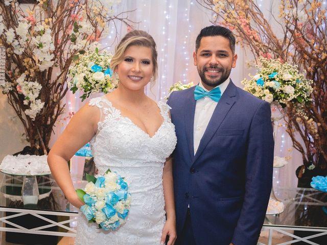 O casamento de Pamela e Sergue