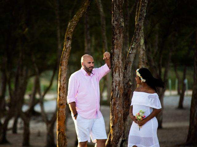 O casamento de Oswaldo e Ilana em São Gonçalo, Rio de Janeiro 8