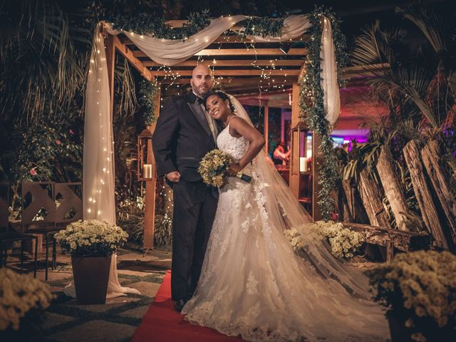 O casamento de Ilana e Oswaldo