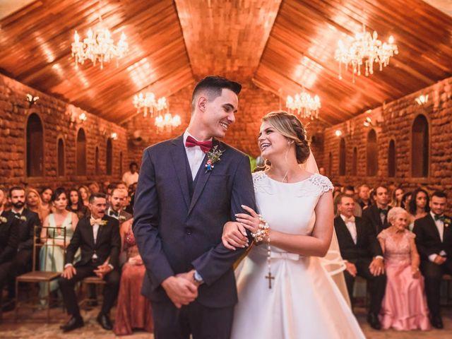 O casamento de Mayara e Gustavo