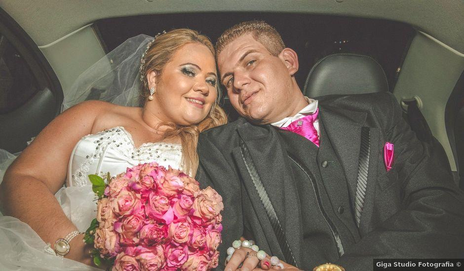 O casamento de Gilson e Cristiane em Rio de Janeiro, Rio de Janeiro