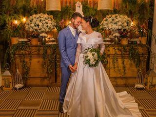 O casamento de Talita e Vinicius 1
