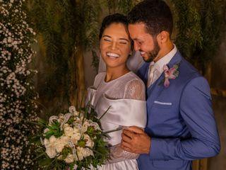 O casamento de Talita e Vinicius