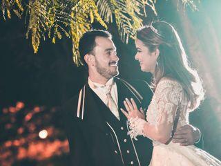 O casamento de Ana e Juliano